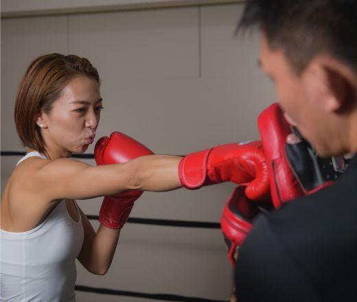 お悩み解決方法 ボクシング